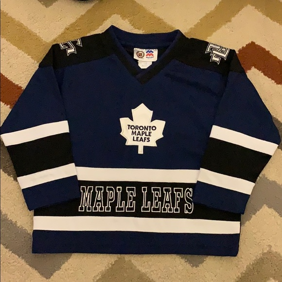 Toronto maple leafs kids jersey 3T
